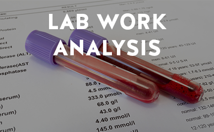 Lab Work Analysis