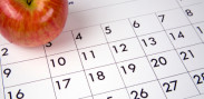 Fruit:calendar