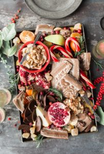 athlete's tips for holiday eating