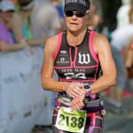 Finishing a race and checking calories burned - but don't forget macronutrient ratios